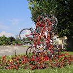 Fleurissement 2016 à Illkirch-Graffenstaden