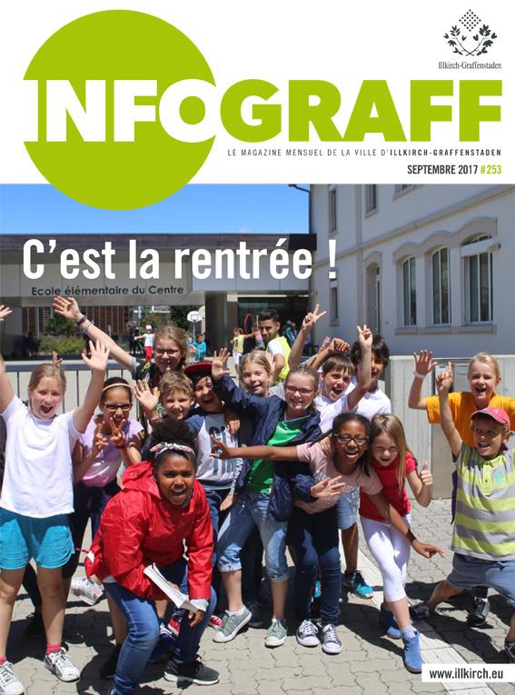 Infograff 253 de septembre 2017 - Illkirch-Graffenstaden