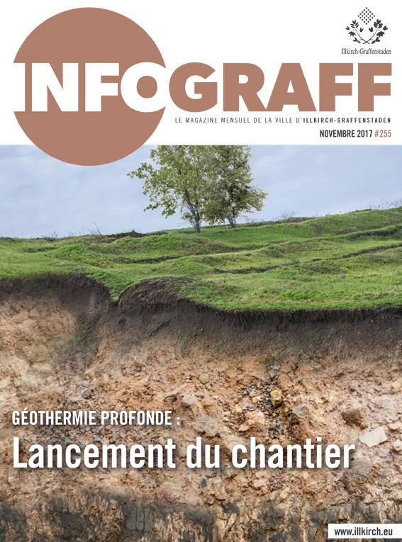 Infograff 255 de novembre 2017 - Illkirch-Graffenstaden