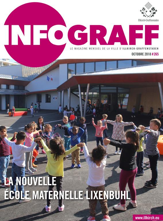 Infograff 265 octobre 2018 Illkirch-Graffenstaden