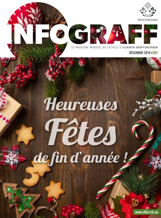 Infograff 267 décembre 2018 Illkirch-Graffenstaden