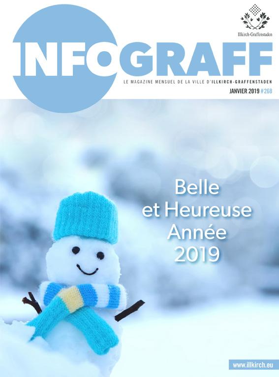 Infograff 268 de Janvier 2019 - Illkirch-Graffenstaden