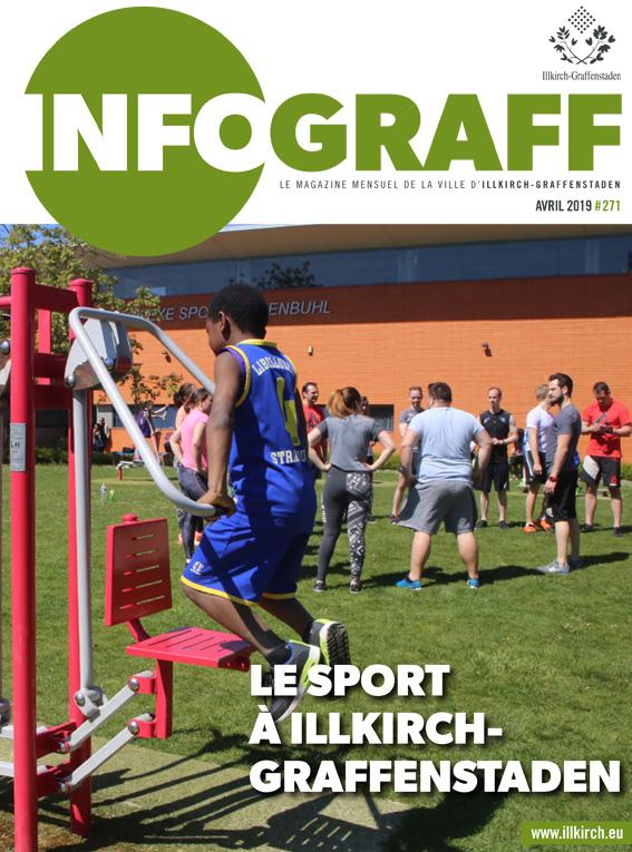 Infograff 271 avril 2019 | Ville d'Illkirch-Graffenstaden