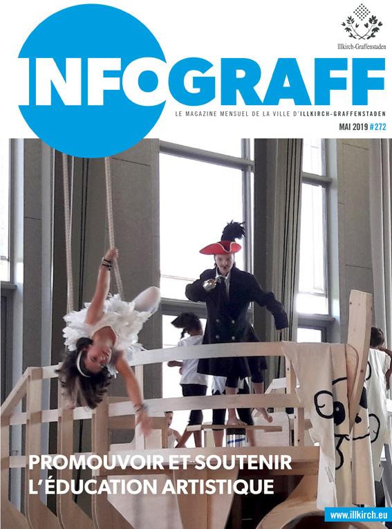 Infograff 272 de Mai 2019 - Ville d'Illkirch-Graffenstaden