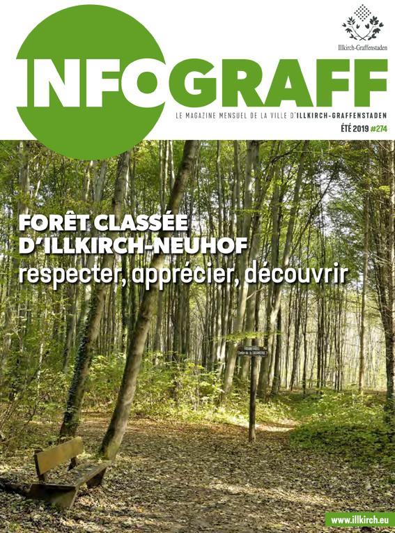 Infograff été 2019 - Ville d'Illkirch-Graffenstaden