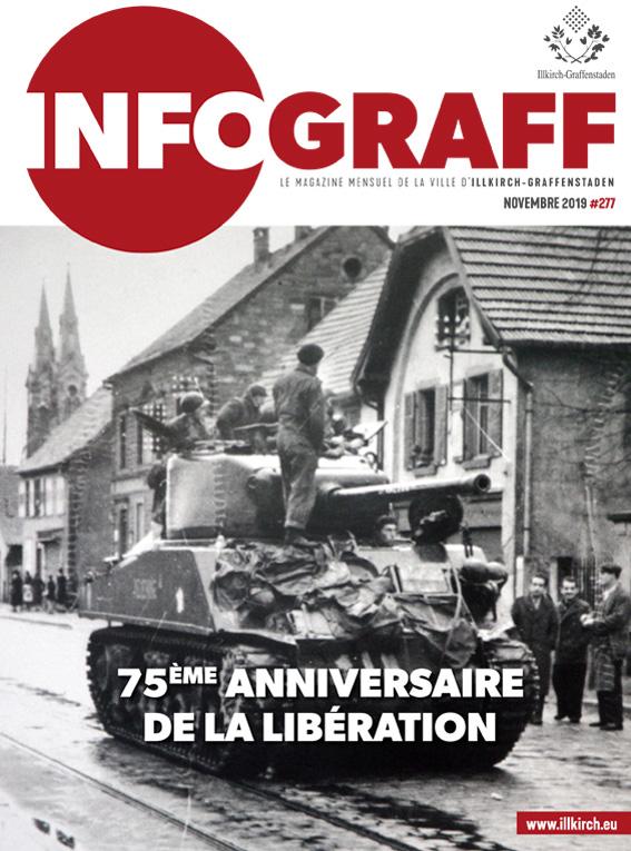 Infograff n°277 Novembre 2019 - Ville d'Illkirch-Graffenstaden