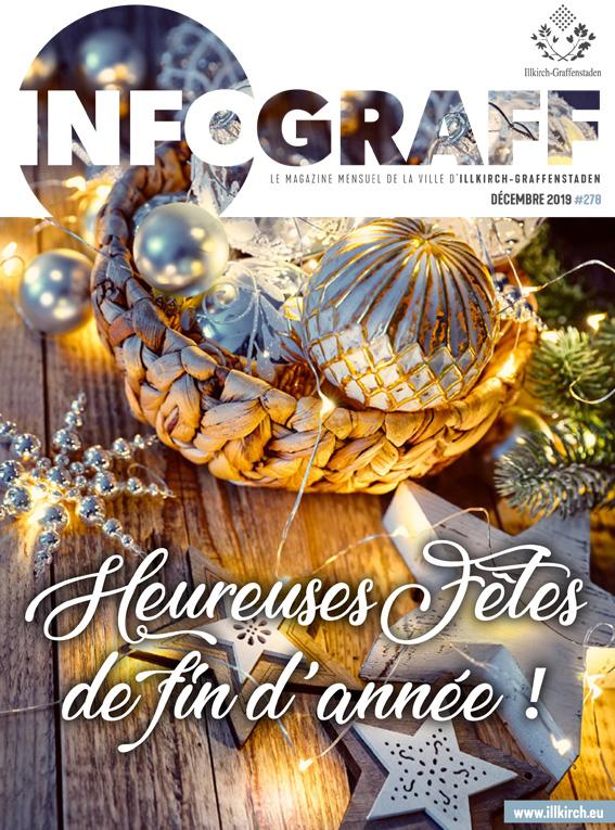 Infograff décembre 2019 - Ville d'Illkirch-Graffenstaden