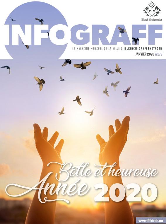 Infograff janvier 2020 - Ville d'Illkirch-Graffenstaden
