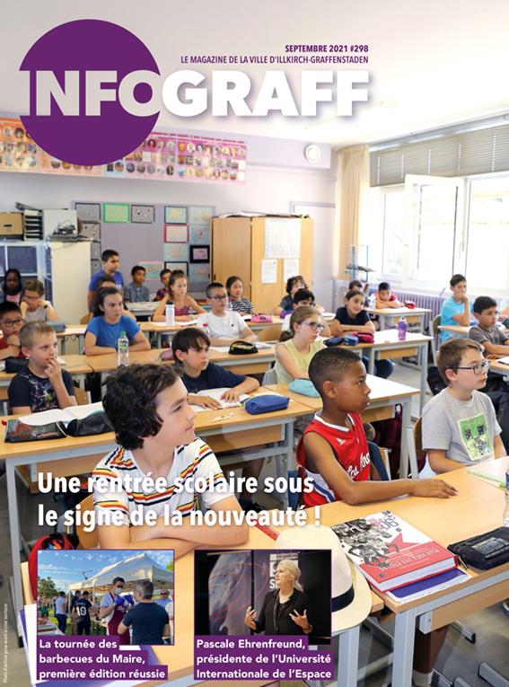 Infograff 298 - Ville d'Illkirch-Graffenstaden