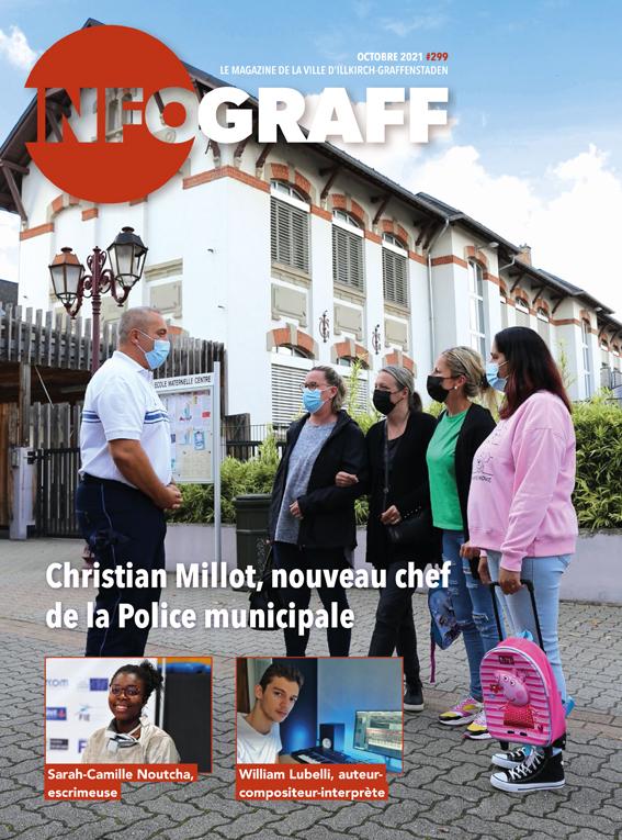 Infograff 299 - Ville d'Illkirch-Graffenstaden