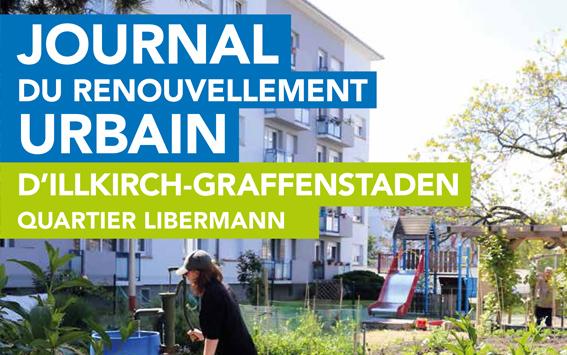Journal de renouvellement urbain du Quartier Libermann - Numéro 3