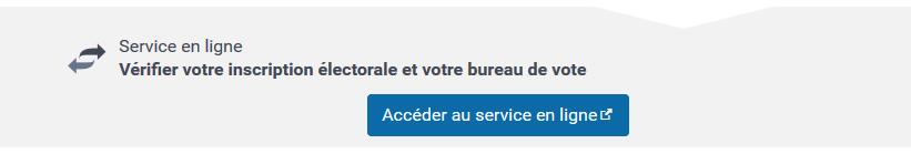 Inscriptions sur les listes électorales sur Service-Public.fr