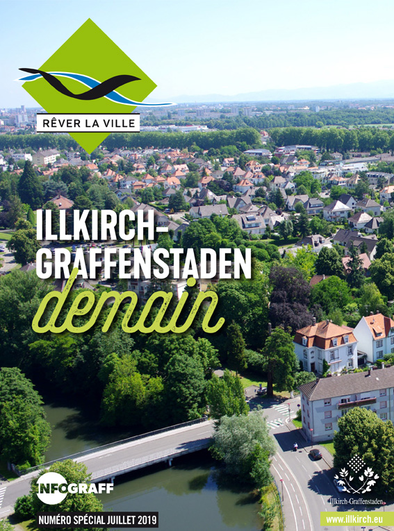 Rêver la Ville Eté 2019 - Ville d'Illkirch-Graffenstaden