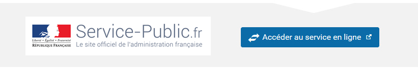 Démarches et services en ligne sur service-public.fr